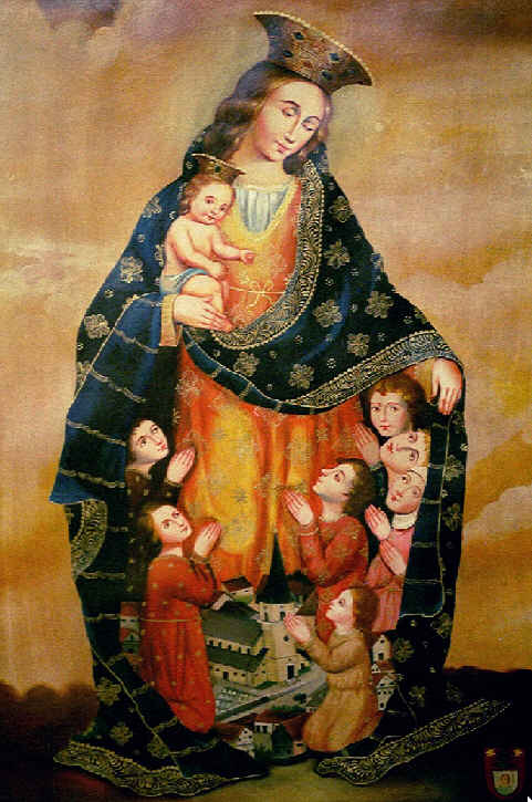 Virgen Mary, Mother of God  dans immagini sacre poe-madona